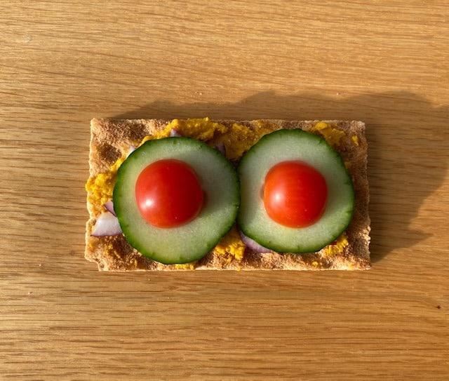 Titty Toast, Tits on Toast