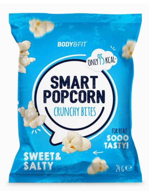 Vegan Snacks - Popcorn