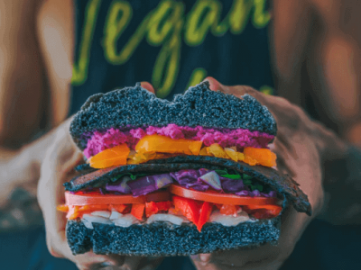 Vegan in #veganuary