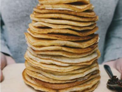 proteine pannenkoeken maken (eiwit pannenkoek)